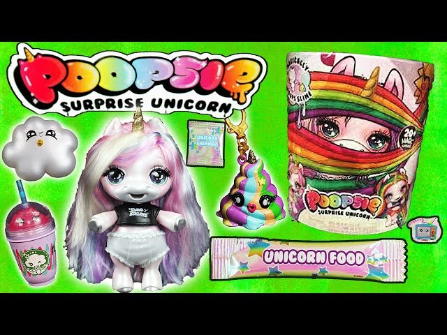 POOPSIE SURPRISE UNICORN* MAGICAL SLIME*Unboxing