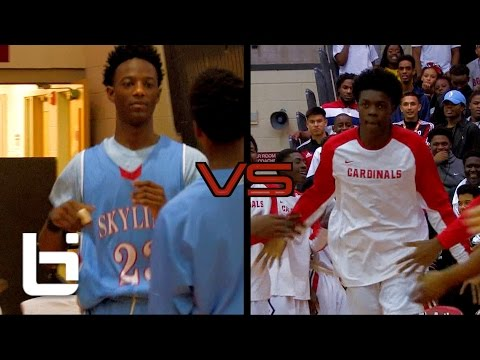PG Battle Andrew Jones vs Marcus Garrett! Sick Game Highlights