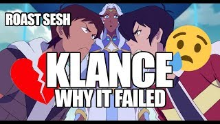 today's roast sesh covers the Big Topic that every voltron fan, reg...