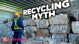 Why The World Sends Its Plastic Trash To Malaysia - Cheddar Explores
