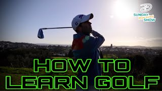 THE BEST WAY TΟ LEARN GOLF