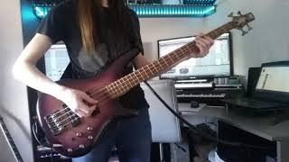 Either you want it - Royal blood: Bass cover + Tab in description