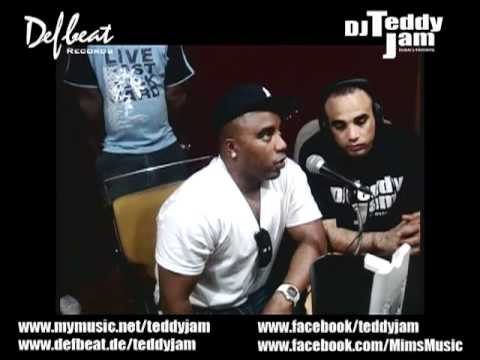 MIMS & DJ TEDDY JAM LIVE IN SUDAN PROMOTING PEACE & UNITY