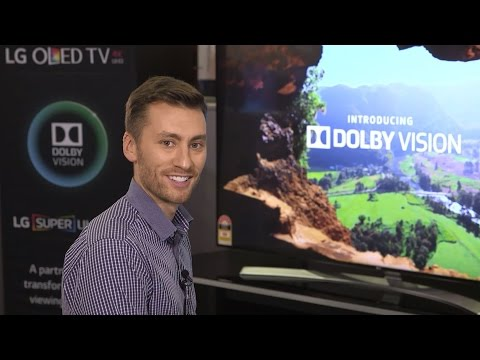 Dolby Vision & HDR (High Dynamic Range) Explained