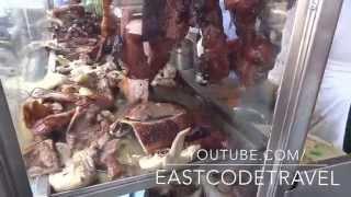 World Famous Penang street food  Malaysia