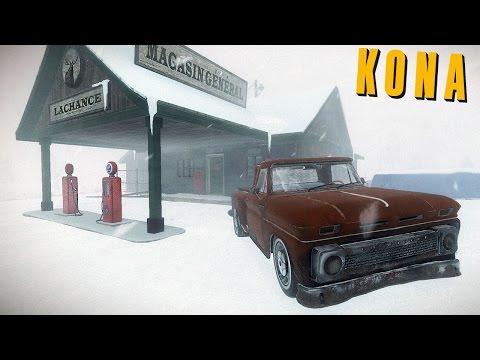 Kona Gameplay - FULL CANADIAN SIMULATOR