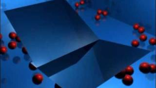Cinema 4D Rigid Body Blue Room