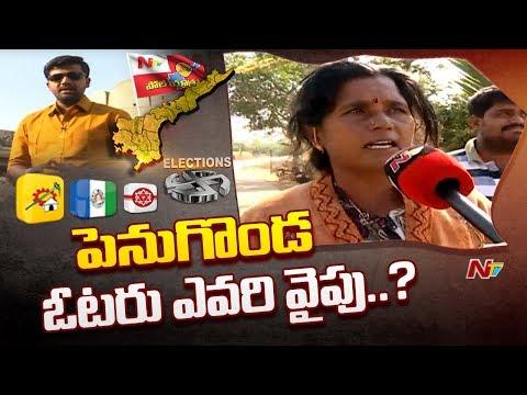 Poll Yatra: Voice Of Common Man | AP 2019 Election Survey From Penugonda | NTV