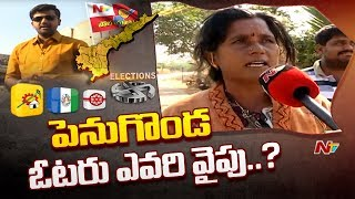 Poll Yatra: Voice Of Common Man | AP 2019 Election Survey From Penugonda | NTV