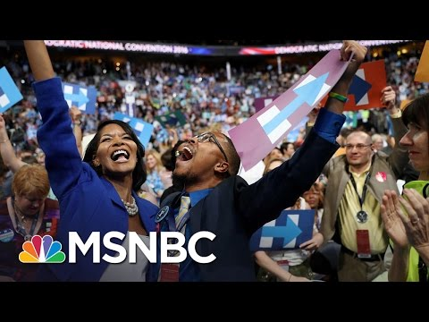 Democrats Embrace American Exceptionalism In Philly | Morning Joe | MSNBC