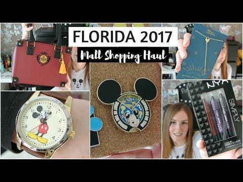 FLORIDA MALL SHOPPING HAUL/DISNEY SPRINGS HAUL /♥/ May 2017 /♥/ fleur_charms