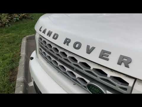 Обзор и описание Land Rover Discovery IV 2.7 Дизель 190 л.с.