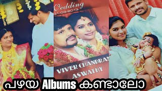 Reached Thrissur|പഴയ Albums കണ്ടാലോ?? Our 8 years old wedding album|Imakutty's birthday album|Asvi