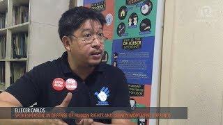 Demonizing human rights advocates under the Duterte administration