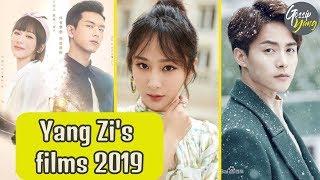 Yang Zi 杨紫 - Most anticipated films of 2019