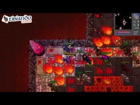 Tibia: Vampire Shield Quest - En Español