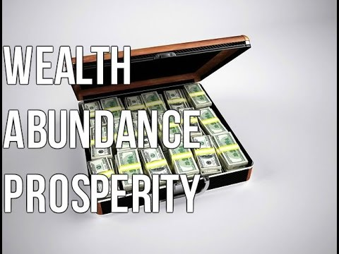 The Secrets Of Success And Wealth! (Life Changer!)