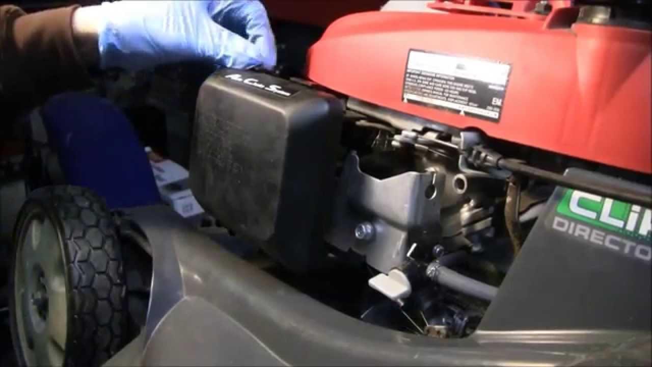 Troubleshooting Honda Hrx217 Lawnmower
