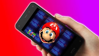 How To Set Up N64 On Android: M64plus FZ Emulator screenshot 3