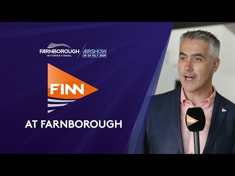 FINN at the Farnborough International Airshow 2020