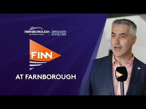 FINN at the Farnborough International Airshow 2020