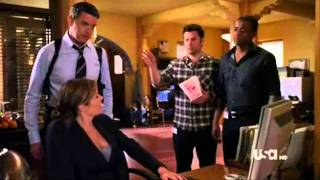 Psych: Raise Your Glass