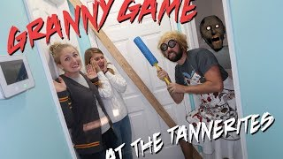 GRANNY GAME AT THE TANNERITES