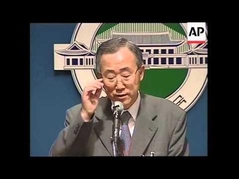 Update on major regional summit meeting between Asian leaders