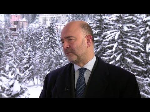 Moscovici: EU economy