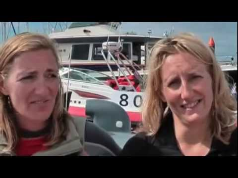 The 2008 Round Britain Offshore Powerboat Race - David's Dia
