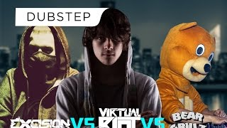 Virtual riot vs Bear grillz vs Excision mix 2015 | descarga gratis |