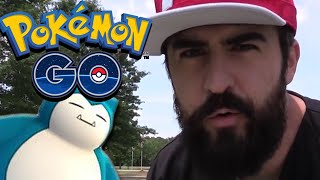 GYM BATTLE! | Pokemon Go Gameplay [P1]