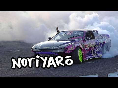 Drift in Tokyo! Huge drift car meeting at Odaiba by Drift Tengoku Magazine