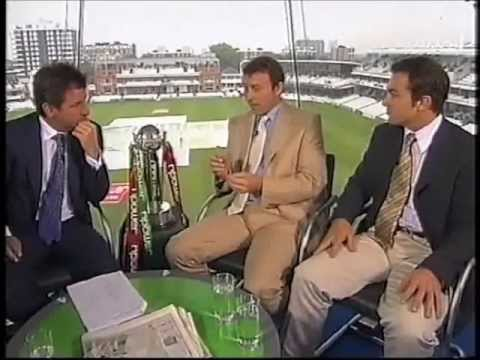 atherton and slats talk about warne