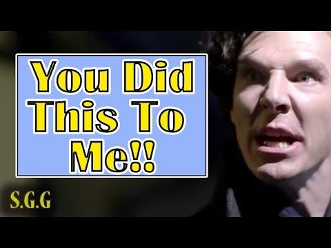 Did Sherlock Fans Ruin Series 4?