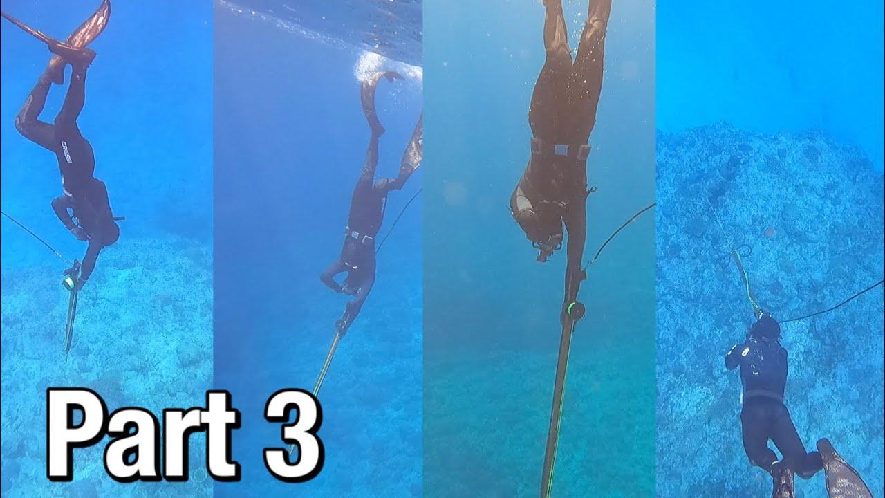 【3泊4日サバイバル】マグロを求め7時間ぶっ通しで素潜りをし続けた結果