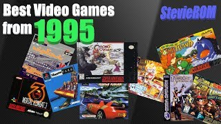 Greatest Video Games from 1995
