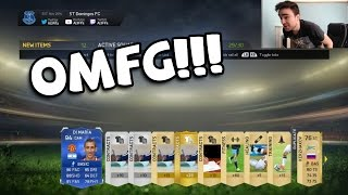 Omfg i got toty di maria in a pack!!! - fifa 15 toty pack opening - my best pack opening ever!!!!