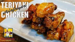 Chicken Wings  Teriyaki Chicken Recipe