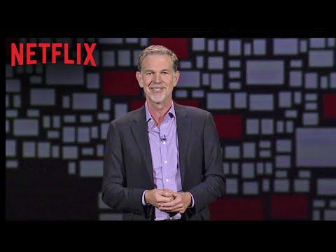 Netflix CES 2016 Keynote  Reed Hastings, Ted Sarandos  Highlights HD  Netflix
