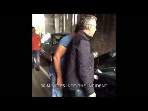 Traffic incident in Bray/Maidenhead 18.09.2015
