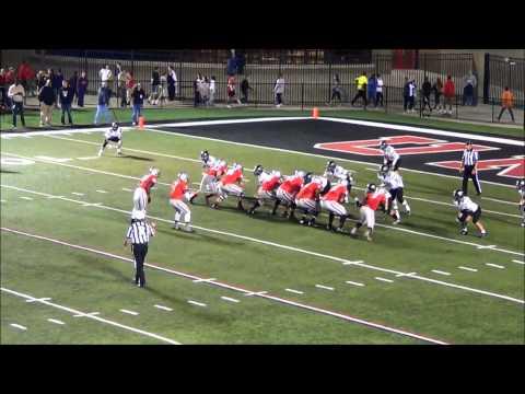 NNHS Football 2014 - Defense vs. Tulsa Union