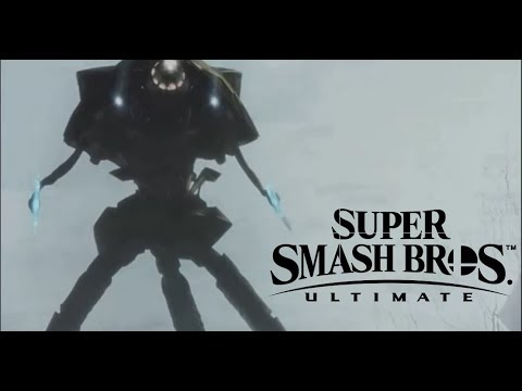 Super Smash Bros Ultimate but it is War of the Worlds