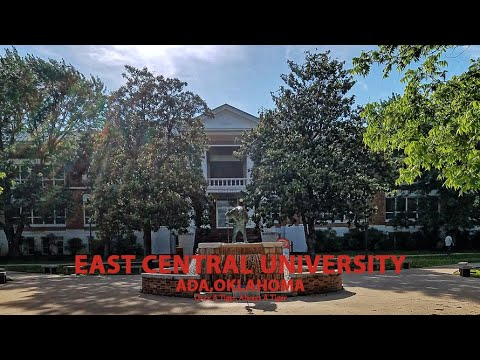 East Central University, Ada, Ok(Intro)
