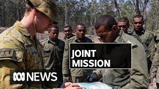 Australian, Fijian troops head to the Middle East for joint peacekeeping mission | ABC News