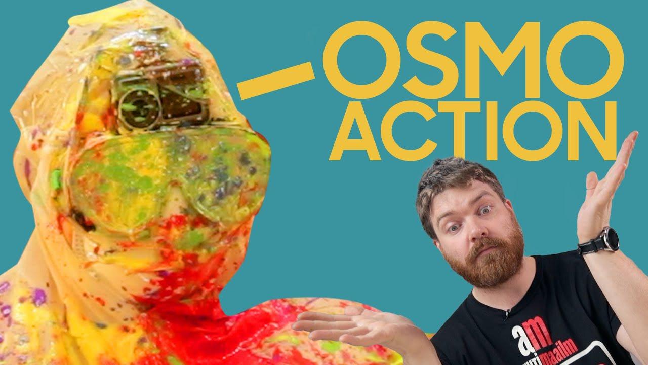 Võtame karbist DJI Osmo Action - mõistlik investeering või pervokaamera?
