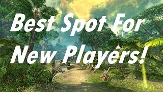 Blade & Soul - Best Place To Farm For New Players!