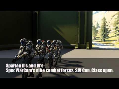Special Warfare Command Recruitment Video