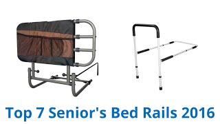 7 Best Senior's Bed Rails 2016