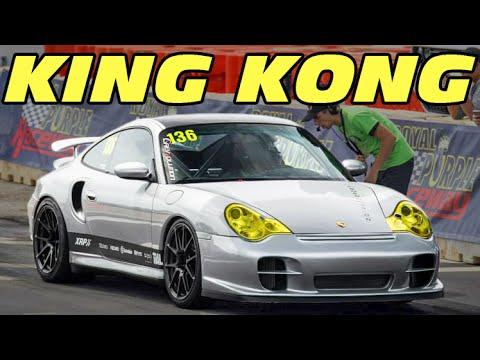 KING KONG! 1500HP Turbo Porsche @ TX2K15!